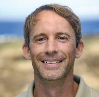 Micah Barker, founder of Bioscape Hawaii PHOTO: BY HENRY HOUGHTON